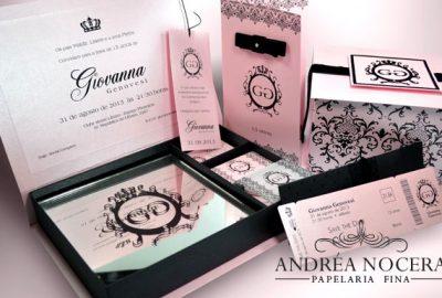 Convites e Papelaria Personalizada para Festas de Casamento e Debutantes