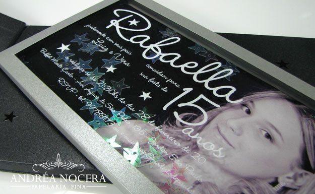 Convite de Debutante Balada