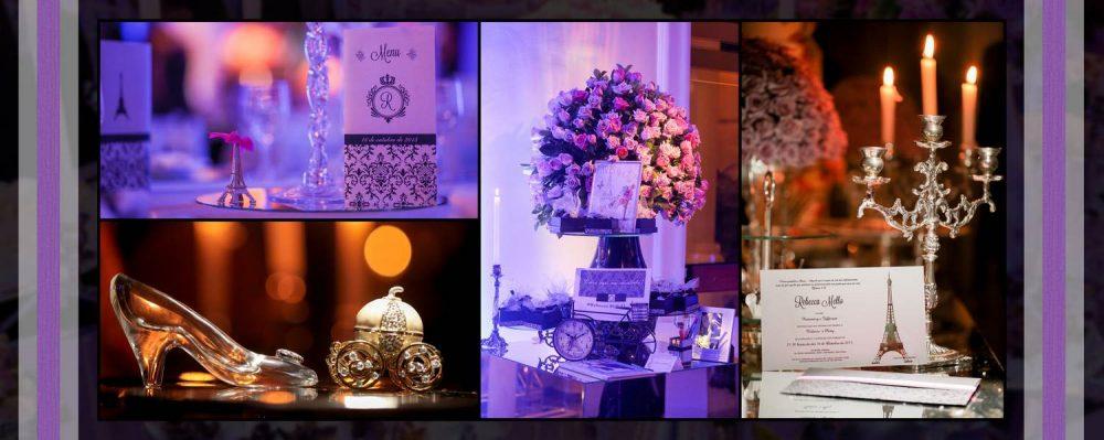 Festa de Debutante Buffet Adelina