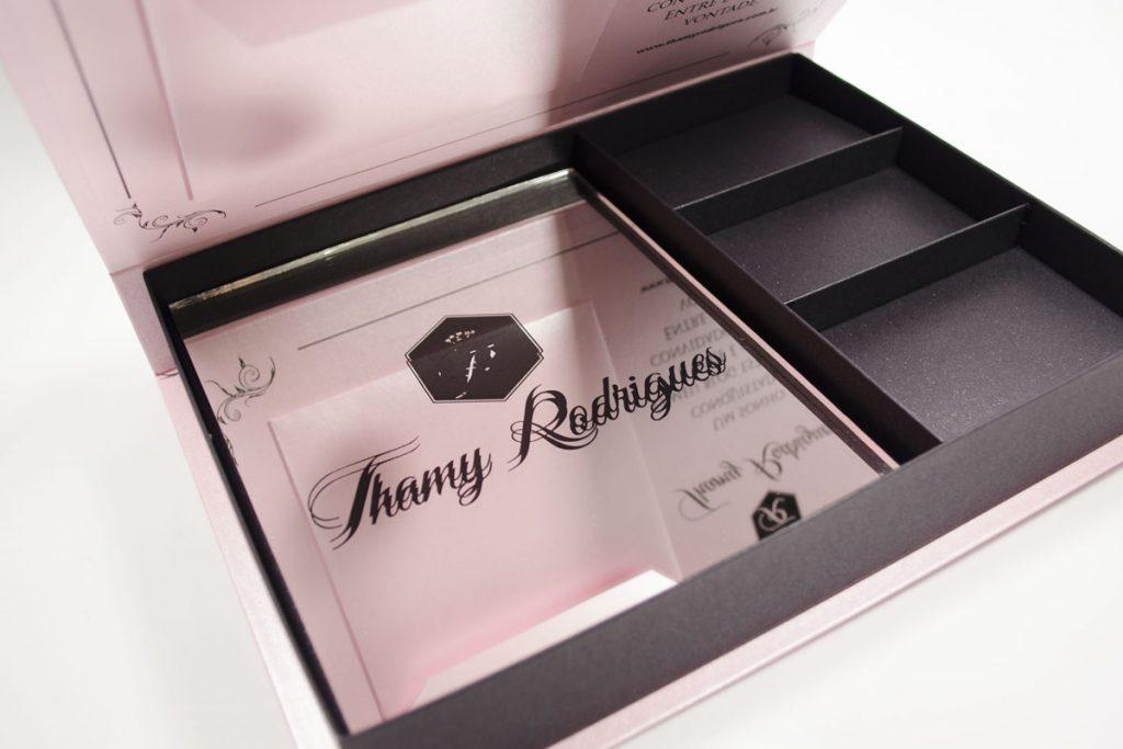 Convite Corporativo - Thamy Rodrigues