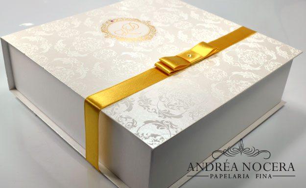 Caixa Especial para Casamento