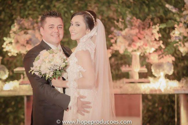 Casamentos Reais - Espaço Mansão Albuquerque