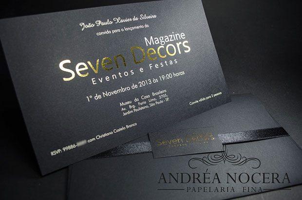 Convite Corporativo
