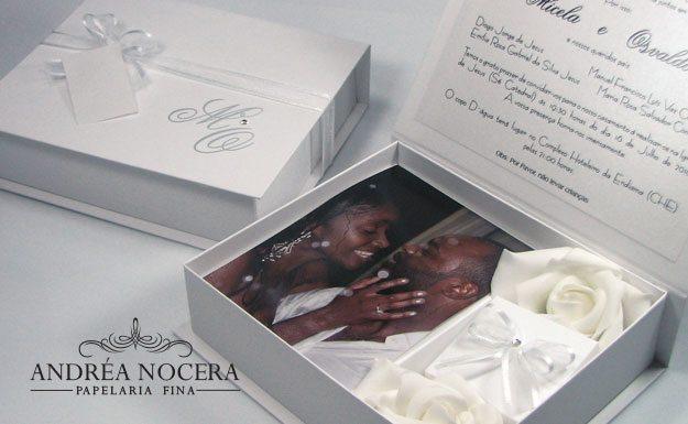Convite Especial para Casamento