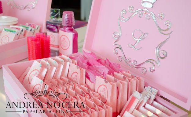 Kit-Toalete Rosa