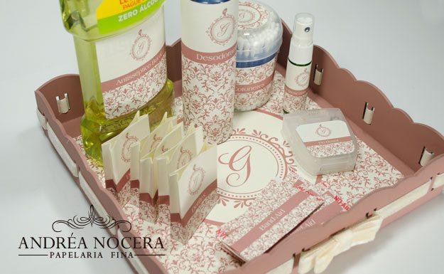 Kit-Toalete para Debutante