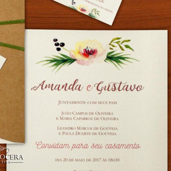 Convite Barato