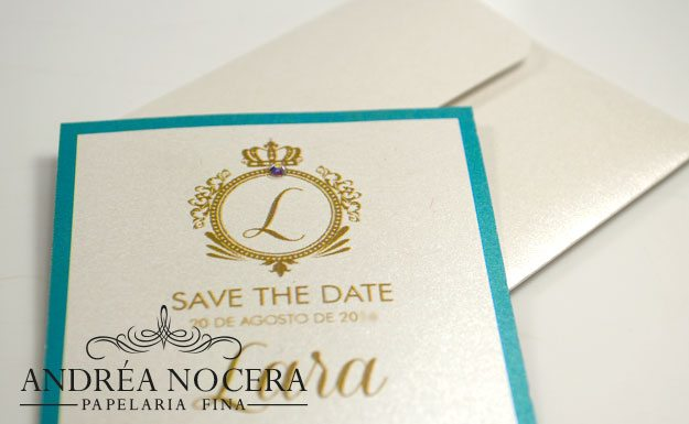 Save the Date de Debutante