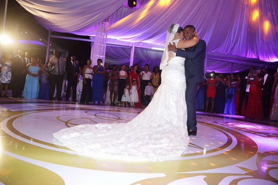 Casamento em Angola - Juelma e Jelson