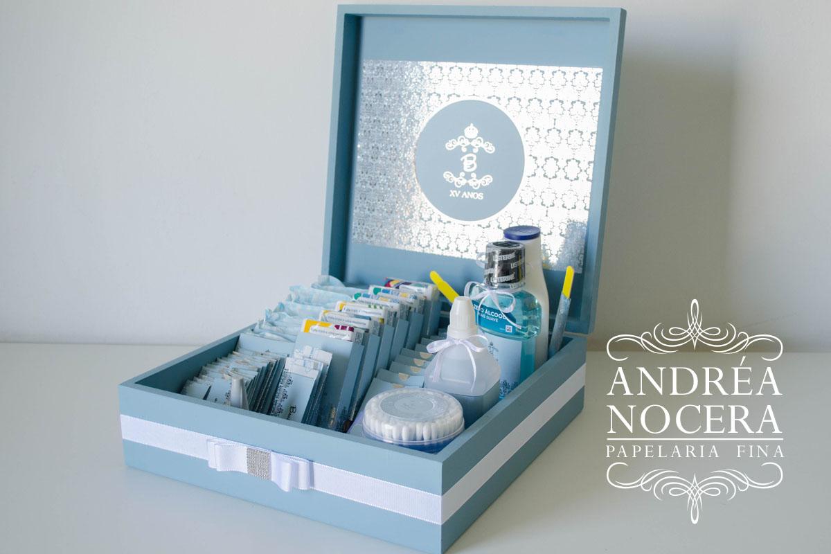 Kit-Toalete para Festa de Debutante