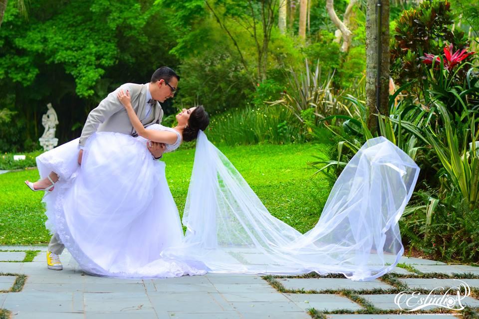 Casamento no Campo de Tamires e Luiz Henrique