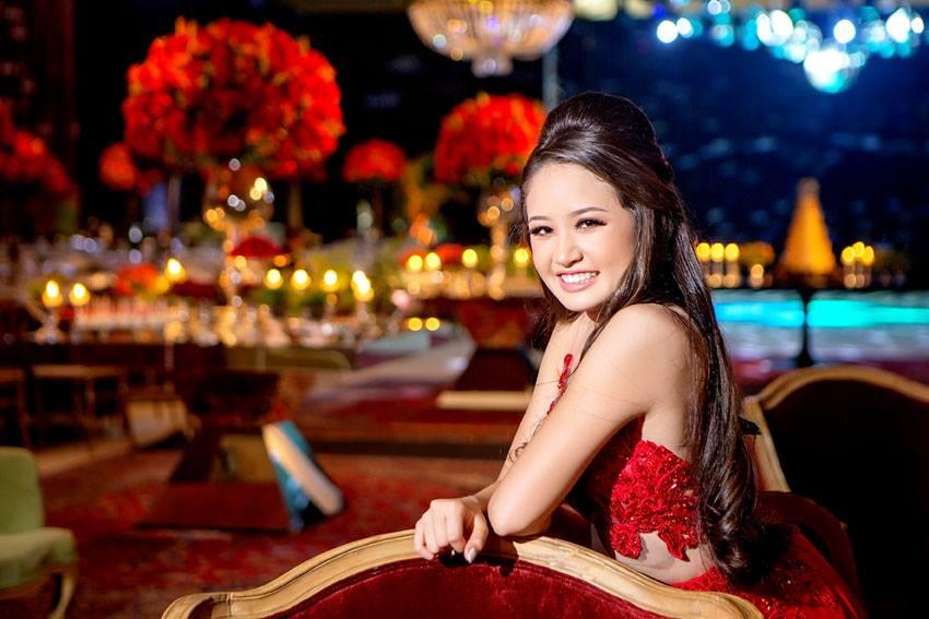 Festa de Debutante da Maria Eduarda Akemi