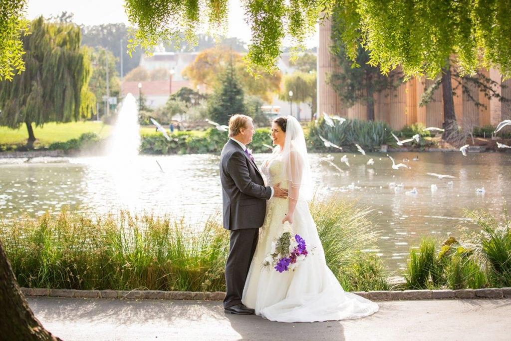 Casamento em São Francisco