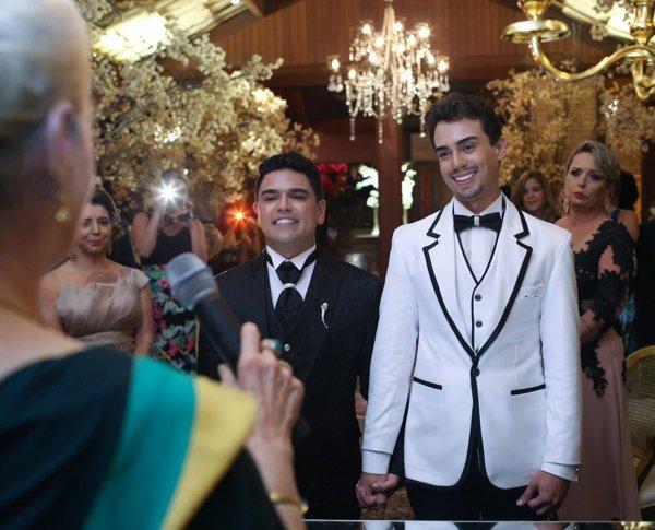 Casamento de Marcelo e Pedro