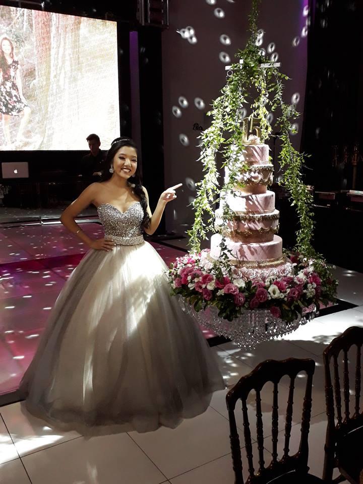Festa de 15 anos de Daniela Egawa