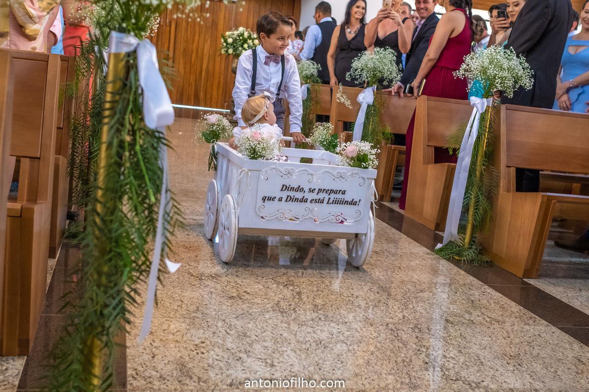 Pajem de Casamento
