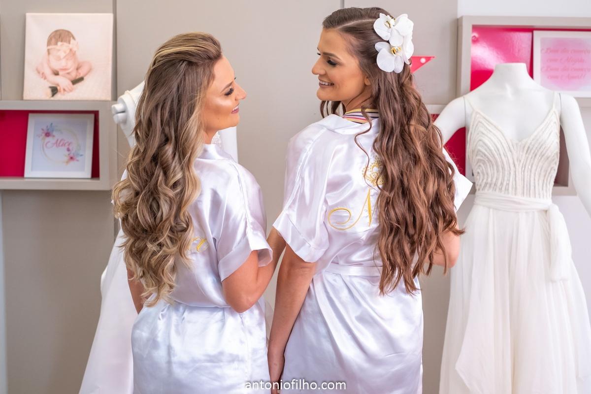 Casamento de 2 irmãs