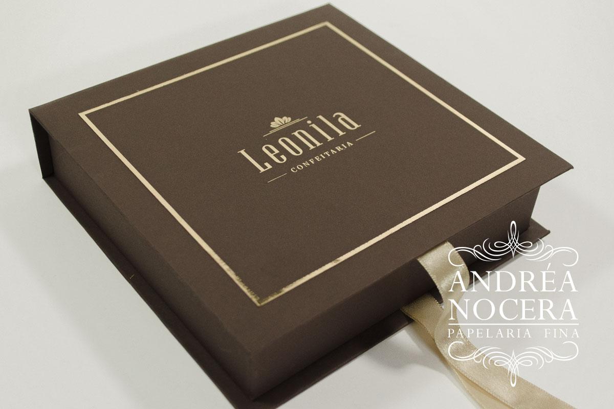 Caixa para Doces - Leonila