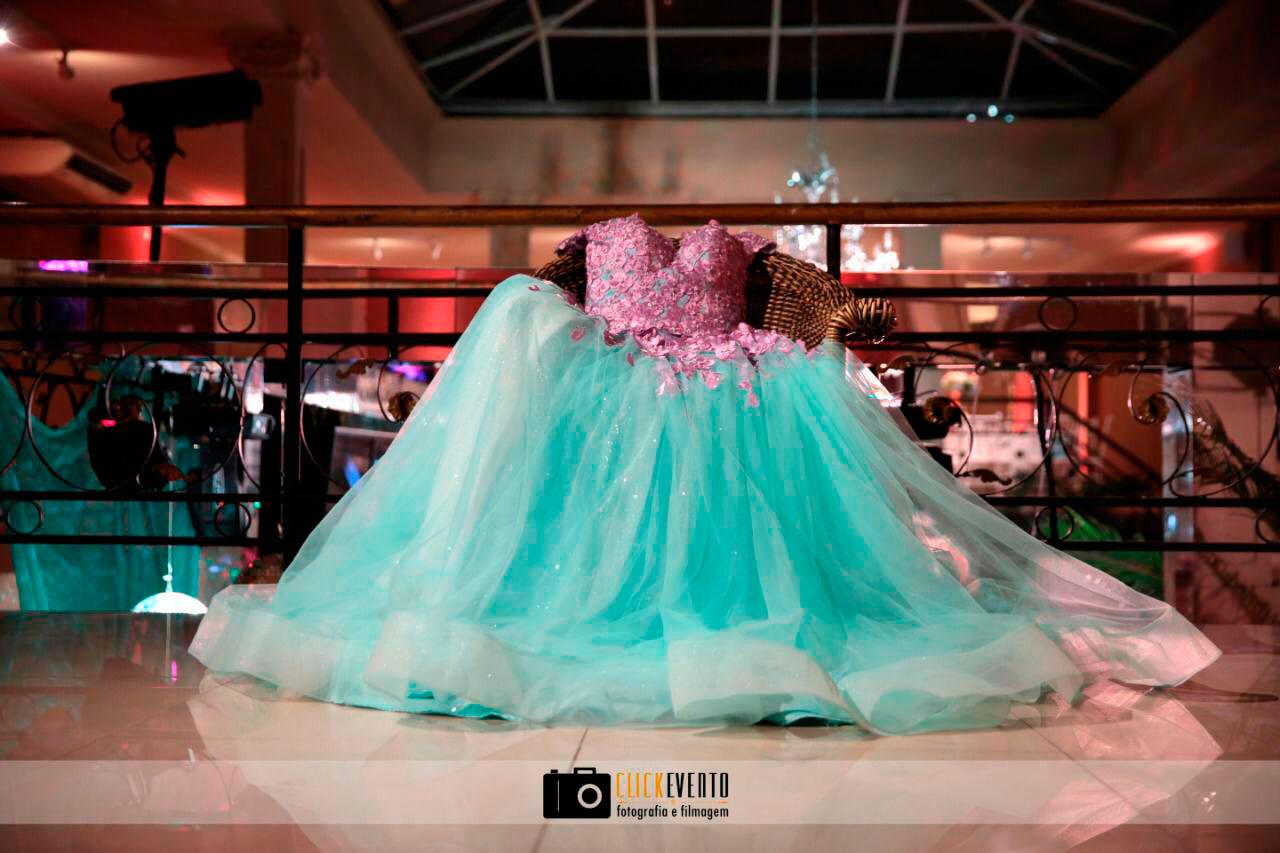 Vestido de Debutante da Milena