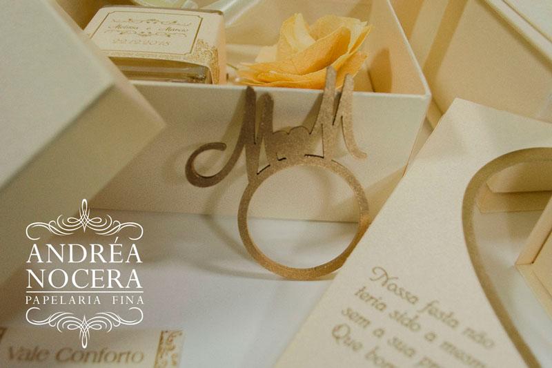Porta-guardanapo para Casamento