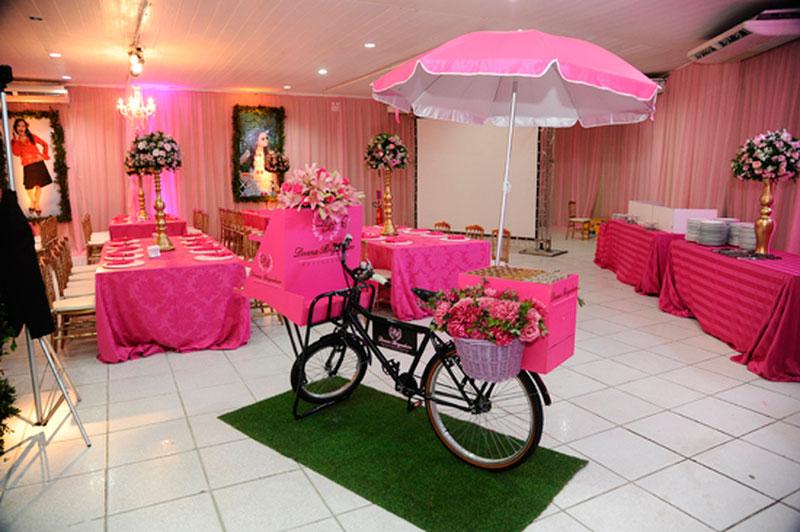 Decoração para Festa de Debutante em Recife