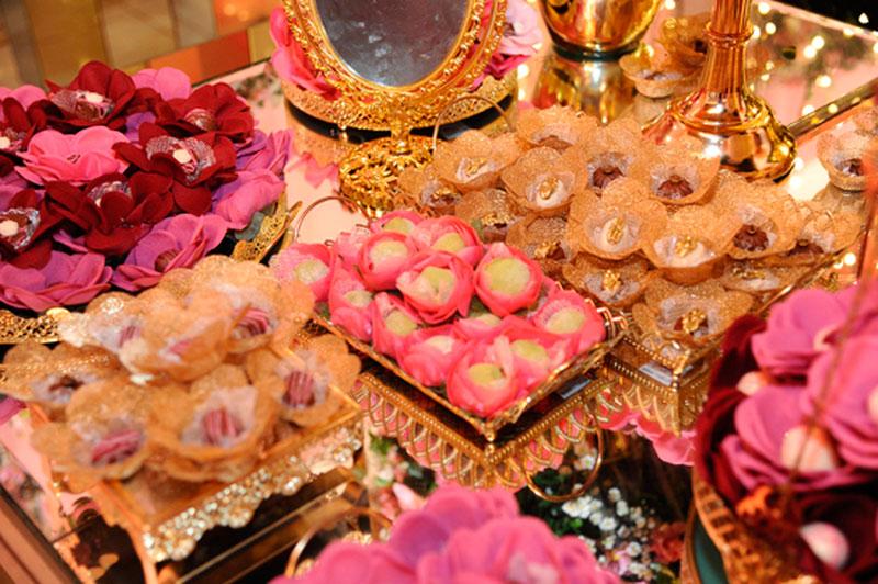 Mesa de Doces para Festa de Debutante em Recife