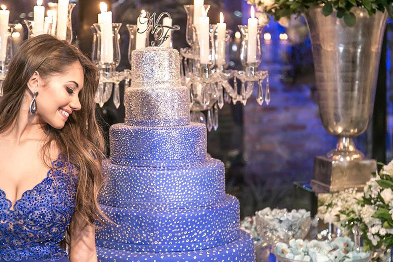 Festa de debutante da Nicole